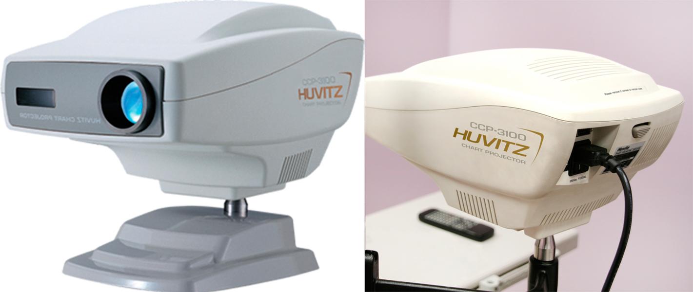 Автоматический проектор знаков Huvitz CCP-3100